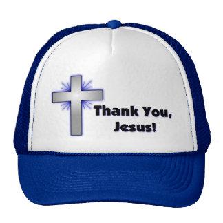 """""""Thank You Jesus"""" Cap"""