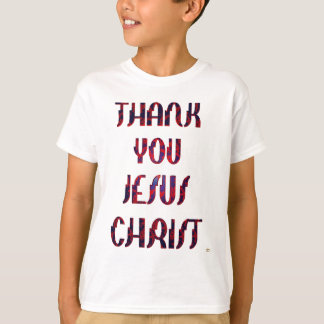 Thank You JESUS T-Shirt
