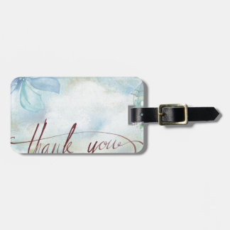 Thank YOU Luggage Tag