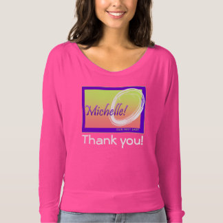 Thank you Michelle Obama T-Shirt