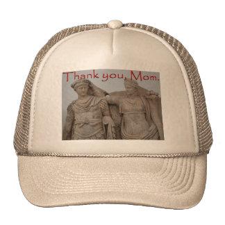 Thank you, Mom. Cap