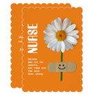 Thank You Nurse. Customisable Greeting Cards