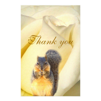 Thank You_ Personalised Stationery
