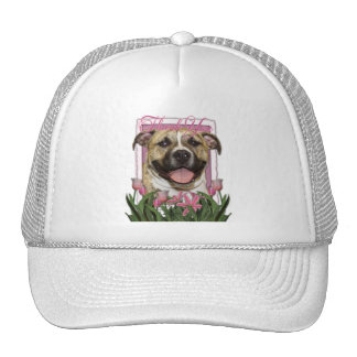 Thank You - Pitbull - Tigger Mesh Hat