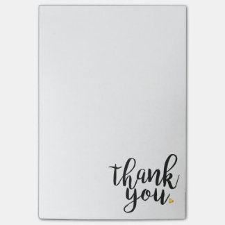 Thank You Post-it® Notes