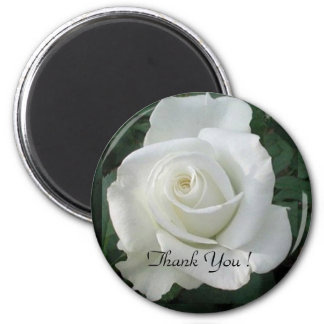 Thank You, Rose !, Round Magnet