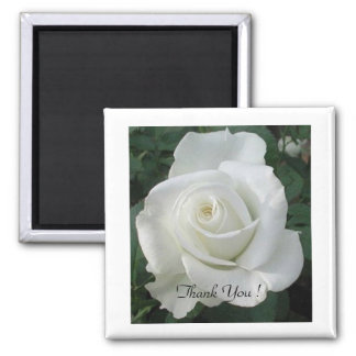 Thank You, Rose !, Square Magnet