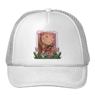 Thank You - Shar Pei - Lucky Trucker Hats