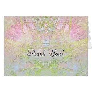 Thank You Silk Tree Meditations Card
