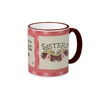 Thank You Sis mug
