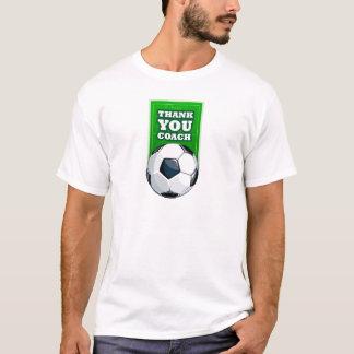 thank you soccer coach T-Shirt
