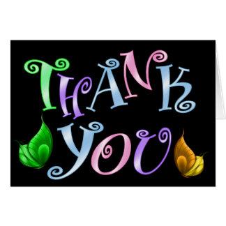 Thank You - SRF Card