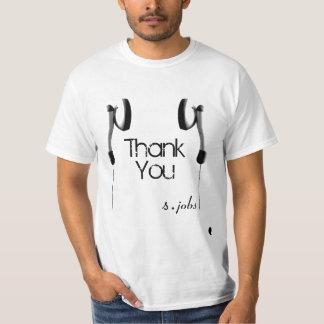 Thank You Steve  T-Shirt
