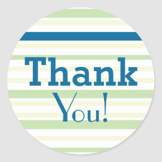 Thank You! Stickers for all Occasions