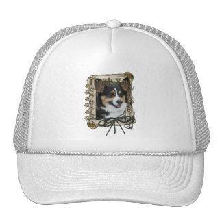 Thank You - Stone Paws - Corgi Hat