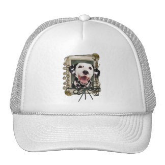 Thank You - Stone Paws - Dalmatian Hat