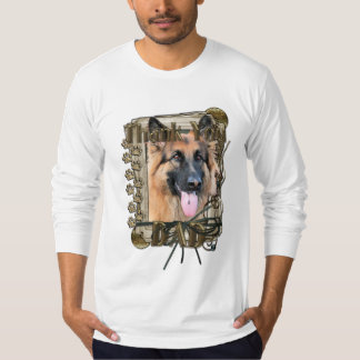 Thank You - Stone Paws -German Shepherd Chance Dad T-Shirt