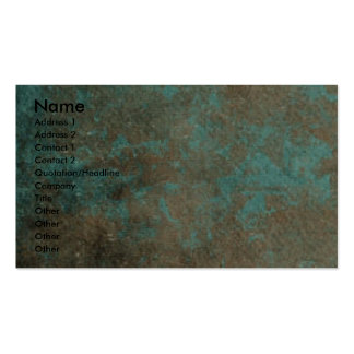 Thank You - Stone Paws - Siberian Husky - Copper Pack Of Standard Business Cards