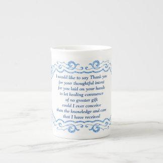 Thank you tea cup