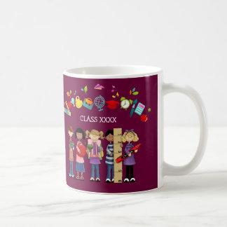 Thank You, Teacher. Customizable Gift Mugs