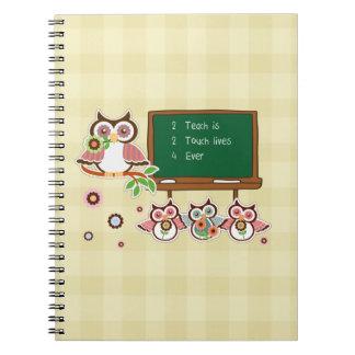 Thank You,Teacher . Gift Notebooks