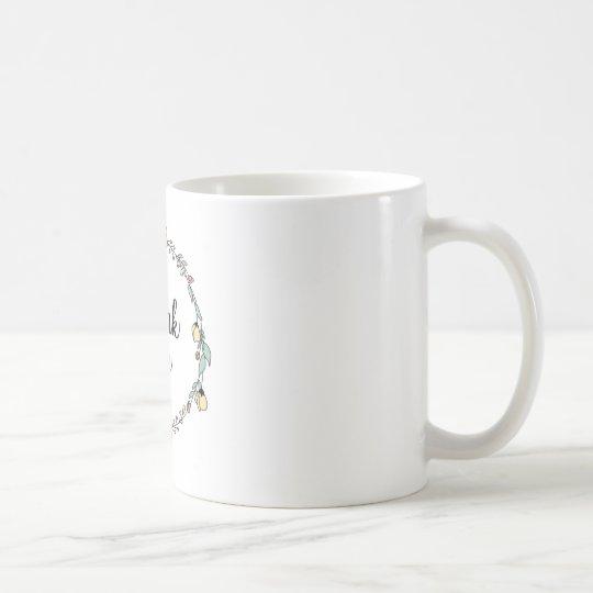 THANK YOU! Thank you card Coffee Mug