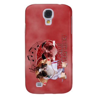 Thank You - Thank You Very Much - Chihuahua -Gizmo Galaxy S4 Cover