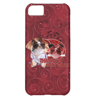 Thank You - Thank You Very Much - Chihuahua -Gizmo iPhone 5C Case