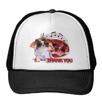 Thank You - Thank You Very Much - Chihuahua -Gizmo Trucker Hat
