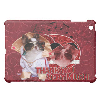 Thank You - Thank You Very Much - Chihuahua -Gizmo iPad Mini Case