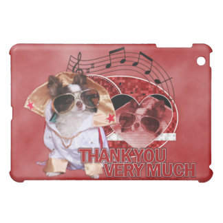 Thank You - Thank You Very Much - Chihuahua -Gizmo iPad Mini Covers