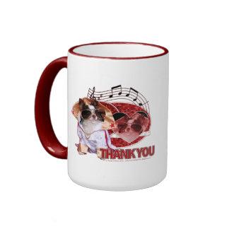 Thank You - Thank You Very Much - Chihuahua -Gizmo Mugs