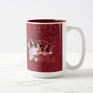 Thank You - Thank You Very Much - Chihuahua -Gizmo Coffee Mugs