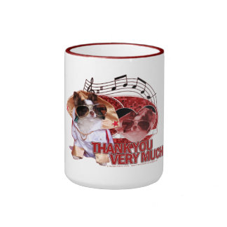 Thank You - Thank You Very Much - Chihuahua -Gizmo Coffee Mug