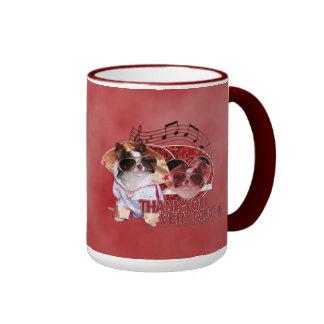Thank You - Thank You Very Much - Chihuahua -Gizmo Coffee Mug