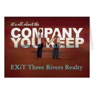 Thank You - Three Rivers Realty Corp Card