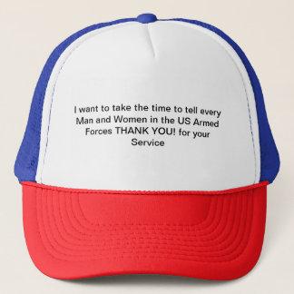 Thank You Trucker Hat