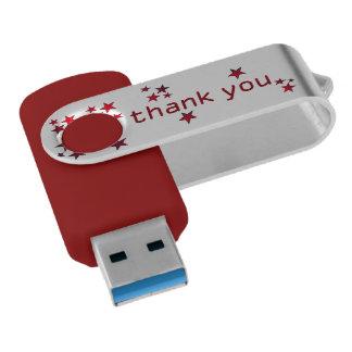 thank you USB by DAL USB Flash Drive