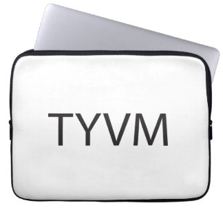 Thank You Very Much ai Laptop Sleeve