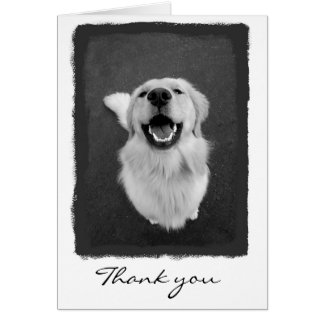 Thank you very much! greeting card
