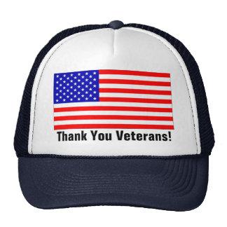 Thank You Veterans! Trucker Hats