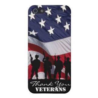 Thank You Veterans Case For The iPhone 5