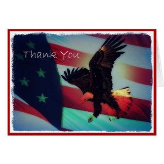 Thank You Veterans Day Greeting Card