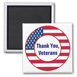 Thank you Veterans Magnet