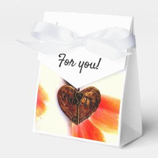 Thank you wedding treat boxes