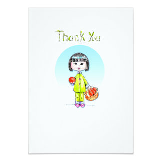 Thank You with Good Luck Card