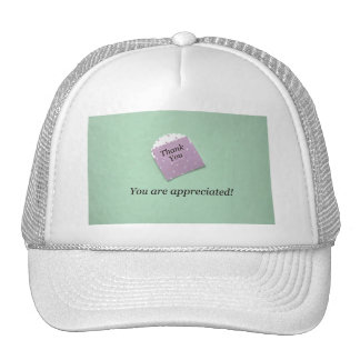 Thank You, you are appreciated! Trucker Hats