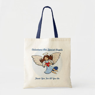 Thank You, You're An Angel! Budget Tote Bag