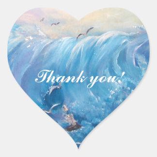 thank youSticker Sticker