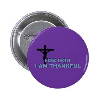 Thankful Button
